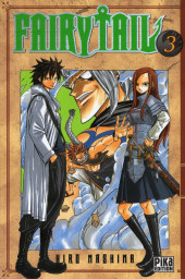 Fairy Tail -3- Tome 3