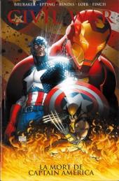 Civil War (Marvel Deluxe) -3- La Mort de Captain America