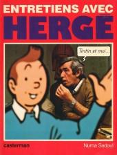 (AUT) Hergé -1a- Tintin et moi entretiens avec Hergé