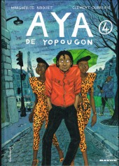 Aya de Yopougon -4- Volume 4