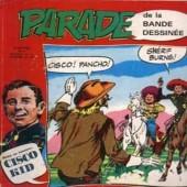 Parade de la bande dessinée -3- Cisco kid