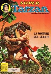 Tarzan (5e Série - Sagédition) (Super) -1- La fontaine des géants