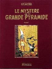 Blake et Mortimer (Historique) -3TL2- Le Mystère de la Grande Pyramide - Tome 1