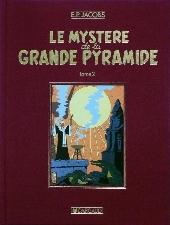 Blake et Mortimer (Historique) -4TL2- Le Mystère de la Grande Pyramide - Tome 2