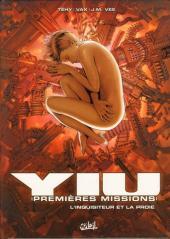 Yiu Premières missions -6- L'inquisiteur et la proie