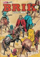 Brik (Mon journal) -196- Le prisonnier du Chacal
