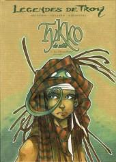 Tykko des sables -1TL- Les chevaucheurs des vents