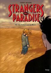 Strangers in paradise -12- Le cœur sur la main