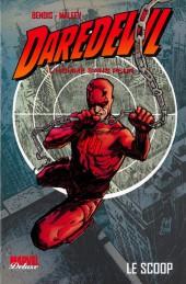 Daredevil : L'Homme sans peur (Marvel Deluxe - 2008) -1- Le Scoop