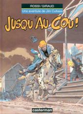 Jim Cutlass (Une aventure de) -5- Jusqu'au cou !