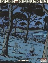Luc Leroi -5- Des écureuils et des filles