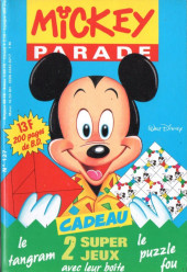 Mickey Parade -127- Le tangram