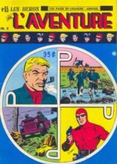 Les héros de l'aventure (Classiques de l'aventure, Puis) -65- Le Fantôme : Pour l'honneur de la patrouille
