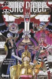 One Piece -47- Ciel nuageux avec risque de chutes d'os