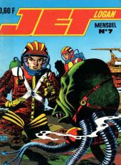 Jet Logan (puis Jet) -7- Les quintupédes