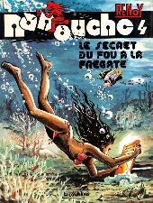 Nanouche -4- Le secret du fou à la frégate