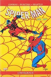 Spectacular Spider-Man (L'intégrale) -1- Spider-man : l'Intégrale 1976-1977