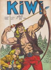 Kiwi -244- Le naufragé