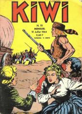 Kiwi -111- Trois étranges veuves (1)