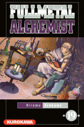 FullMetal Alchemist -19- Tome 19