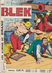Blek (Les albums du Grand) -330- Numéro 330