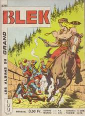 Blek (Les albums du Grand) -328- Numéro 328