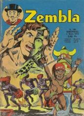 Zembla -198- La digue de Tanaraz