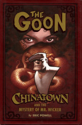 Goon (The) (2003) -GN- Chinatown and the Mystery of Mr. Wicker