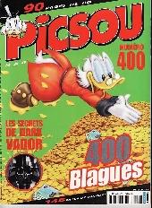 Picsou Magazine -400- Picsou Magazine N°400