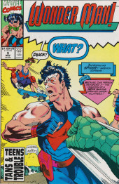 Wonder Man (1991) -3- Teens Tans and Trouble