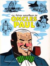 Histoires merveilleuses des Oncles Paul (les) - Les histoires merveilleuses des Oncles Paul