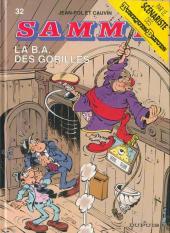 Sammy -32- La B.A. Des Gorilles