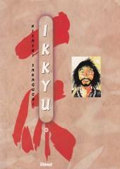Ikkyu (Glénat) -3- Tome 3
