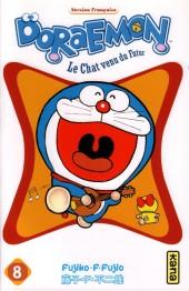 Doraemon, le Chat venu du futur -8- Tome 8