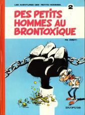 Les petits hommes -2- Des petits hommes au brontoxique