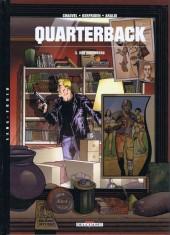 Quarterback -3- Red Greenberg