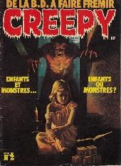 Creepy (Triton) -2- Enfants ou monstres ?
