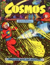 Cosmos (1re série) -5- Pavillon noir sur Arpéon