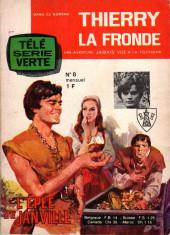 Télé Série Verte (Thierry la Fronde) -8- L'épée de Janville