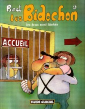 Les bidochon -9b2001- Les fous sont lâchés