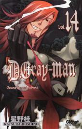 D.Gray-Man -14- Quand ils reviendront