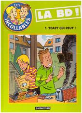 Les incollables -1- Toast qui peut !