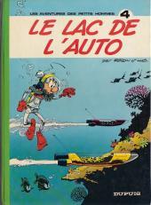 Les petits hommes -4- Le lac de l'Auto