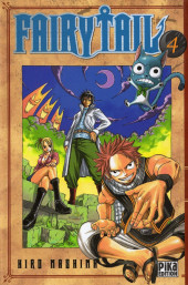 Fairy Tail -4- Tome 4