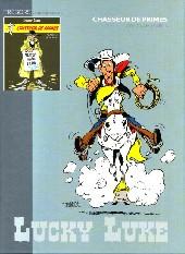 Les trésors de la bande dessinée -2- Lucky luke - Chasseur de primes