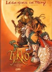 Tykko des sables -1- Les Chevaucheurs des vents