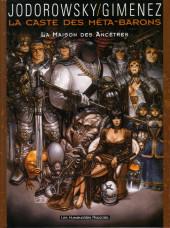 La caste des Méta-Barons -HS1a05- La Maison des Ancêtres