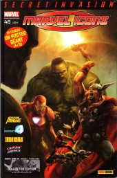 Marvel Icons (Marvel France - 2005) -46- Mise au point