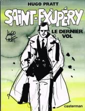 Saint-Exupéry (Pratt) - Le Dernier Vol