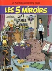 Mic Mac Adam -5- Les 5 miroirs